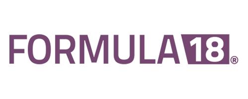 Formula 18 Products at Salon H2O Lewes